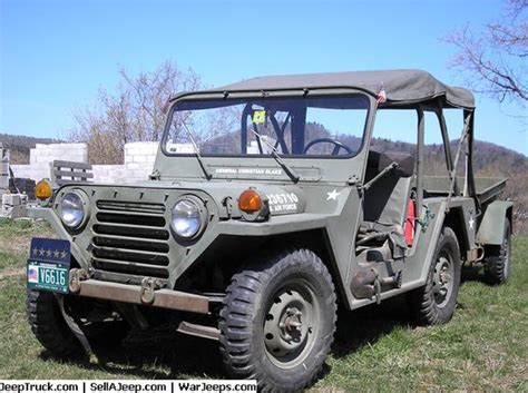 m151 jeep for sale m151 a2 era jeep for sale at warjeeps com