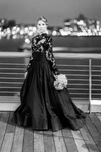 and black wedding of the black wedding dresses with