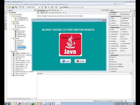 tutorial membuat aplikasi menggunakan netbeans download tutorial membuat program nilai mahasiswa