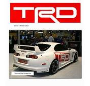 Sticker Toyota Trd 4  Truck Decals