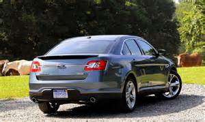 400 hp taurus sho a possibility ford says