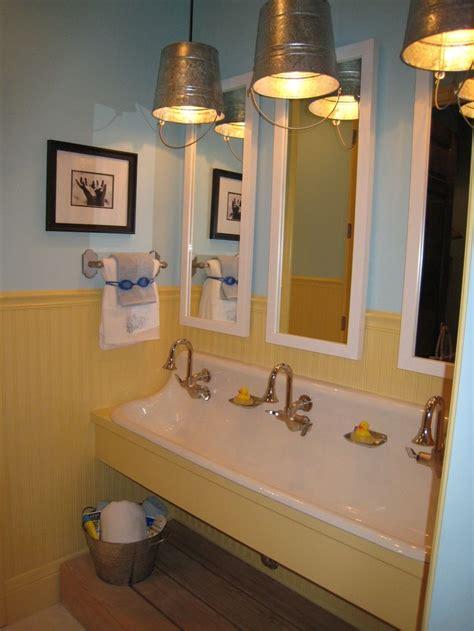 jack jill bathroom kids jack jill bathroom trough sink with multiple