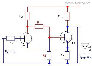 bipolar transistor grundschaltungen f alpha net experiment 4 hysterese