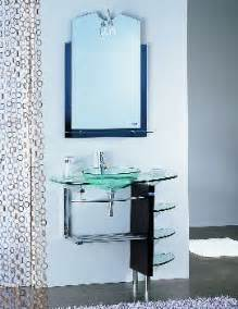 glass bathroom vanity glass bathroom vanities