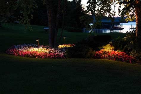 Landscape Lighting About Low Voltage Systems Led Low Landscape Lighting System
