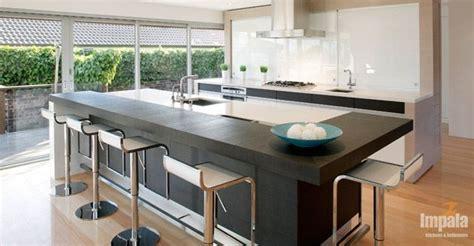 modern kitchen island bench 25 best images about island benches on kitchen