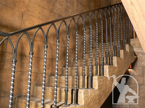 Wrought Iron Railings Interior by Wrought Iron Interior Railings Photo Gallery Iron Master