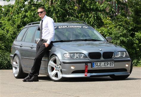 bmw 320d tuning e46 320d touring 3er bmw e46 quot touring quot tuning
