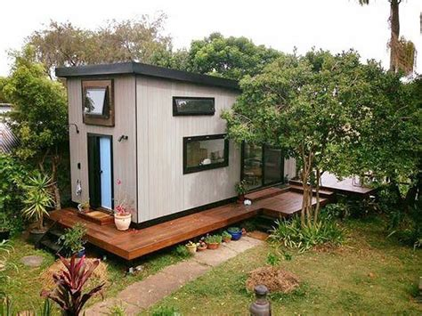 how to buy tiny house extra wide modern tiny house comes with a pop out reading nook treehugger