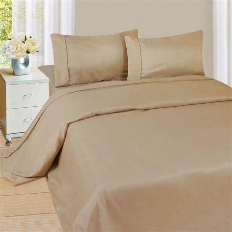 cotton sheets reviews 28 images lavish home 1000 lavish home 1200 series 4 piece taupe 75 gsm king