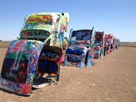 cadillac ranch mx foto de cadillac ranch amarillo anyone can paint yay
