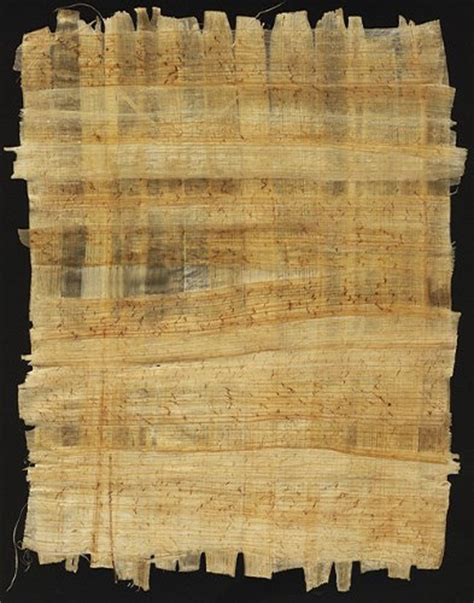 How Do You Make Papyrus Paper - egyptopia update