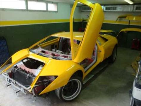 Build A Lamborghini Lamborghini Murcielago Replica Build