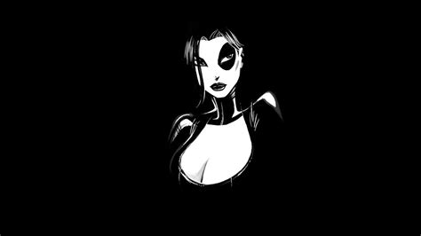 black and white marvel wallpaper x force full hd wallpaper and background image 1920x1080