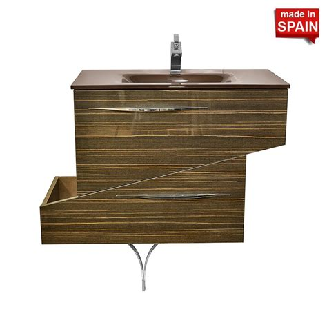 European Style Bathroom Vanity by 37 Inch Geometric European Style Bathroom Vanity Socimobel