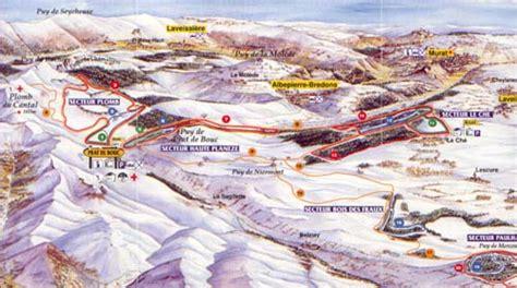 Domaine skiable Le Lioran, station et pistes de ski Le Lioran Ski Planet