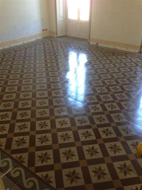 piastrelle particolari pavimenti anni 30 foto 5 13 design mag