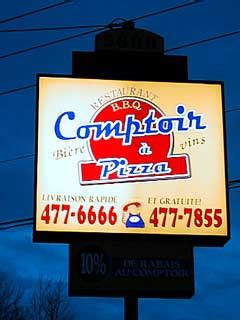 Comptoir Pizza by Restaurant Comptoir 224 Pizza
