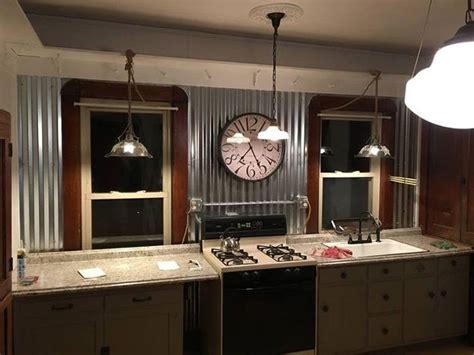 industrial kitchen cabinets kitchen remodel to farmhouse industrial hometalk