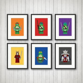 tmnt bathroom decor ninja turtle decor comic book from simplylovecreations