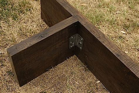 diy reclaimed wood bench d i y assymetrical plank bench