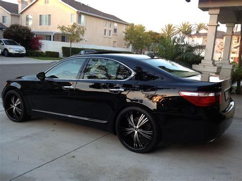 black lexus ls 460 lexus ls black