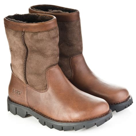mens uggs boots ugg 174 australia authorised retailer ugg 174 brown beacon men s