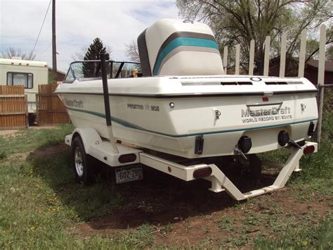 mastercraft boats for sale in colorado 1993 mastercraft prostar 205 for sale in colorado springs