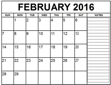 printable calendar 2016 to write on search results for calendar with space for writing