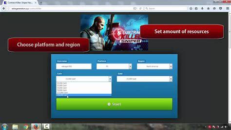 game killer mod apk datafilehost contract killer sniper hack tool mod apk download cheat