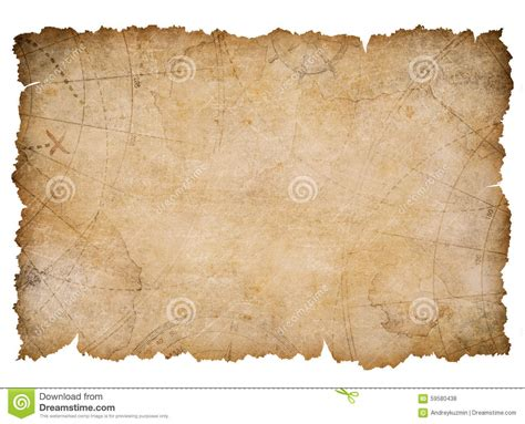 5 Nautical Style Treasures To Bring Some To Your Steps by Nautical Treasure Map With Torn Edges Isolated Stock