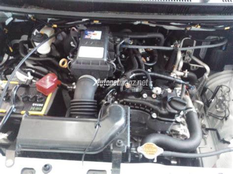 layout mesin adalah update layout mesin daihatsu great new xenia berubah total