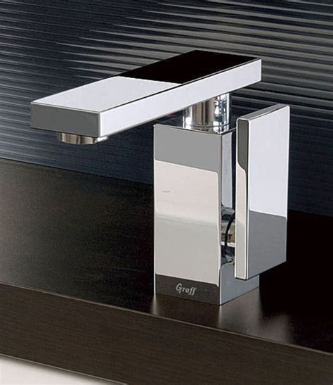 Contemporary Bathroom Fixtures Ultra Modern Bathroom Faucet Inspired By Stealth Bomber Stealth By Graff Design Bookmark 2256