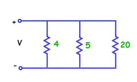 four 20 ohm resistors are connected in parallel what is the total resistance of the circuit four 20 ohm resistors are connected in parallel 28 images electronics projects and tutorials