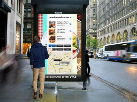 digital out of home advertising on the rise