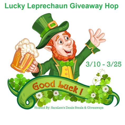 Lucky Giveaways - lucky leprechaun giveaway hop manscaped the perfect package 2017 saralee s deals