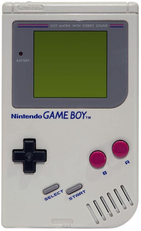 gameboy console history of consoles nintendo boy 1989 gamester 81