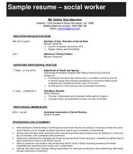 social work resume 9 free word pdf documents free premium templates