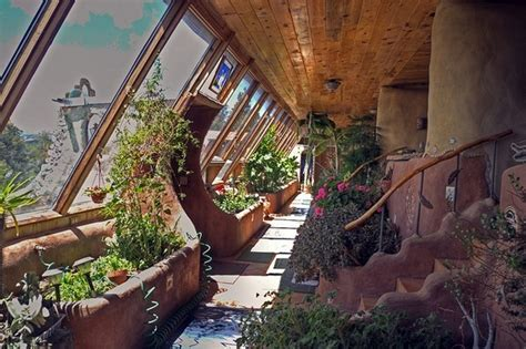 garden home interiors earthship interior solarium with built in botanical cells