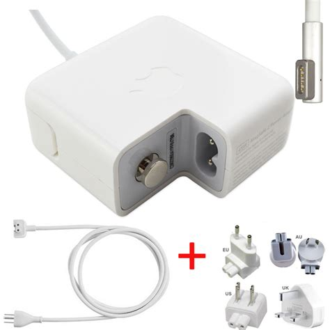 New Macbook Pro Air Charger Cables 45w 60w 85w Kabel Magsafe L Sharp apple laptop charger 85w mac90 slim laptop adapter travel charger for apple macbook pro air