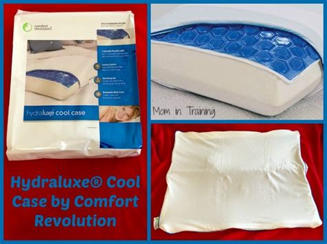 comfort revolution pillow case stacy tilton reviews hydraluxe 174 cool case by comfort