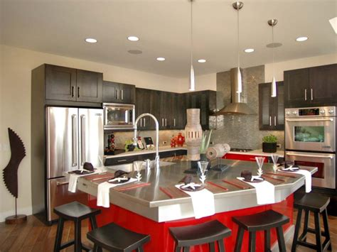 kitchen island with seating for 3 kitchen islands with seating hgtv