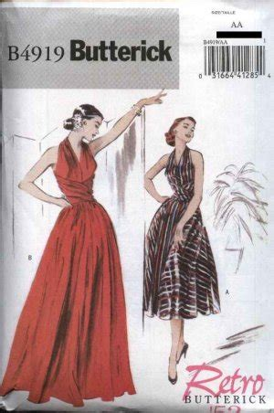 pattern review butterick 4790 butterick retro patterns 187 patterns gallery