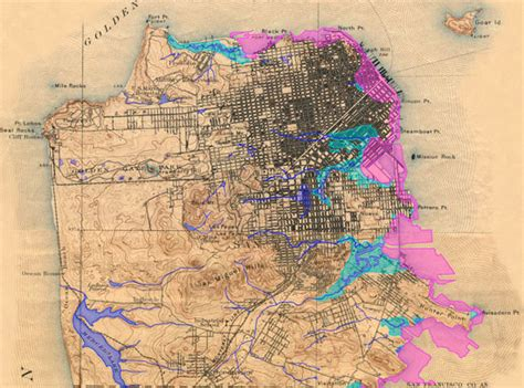san jose sewer line map touring san francisco s historic sewer system