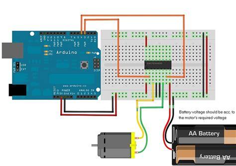 Diskon L293d Shield Motor Driver L293 Arduino 293 l293d motor driver