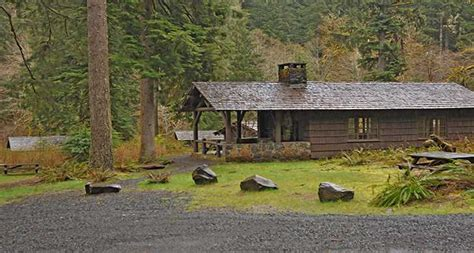Silver Creek Falls Cabins by Oregon State Parks And Recreation Department Silver Falls