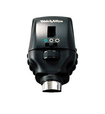 boc instruments welch allyn coaxial plus ophthalmoscope
