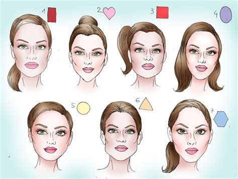 haircut for face shape app the perfect cut for your face shape check it out oneapps
