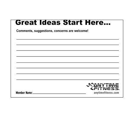 safety suggestion card template suggestion box template suggestion box template business