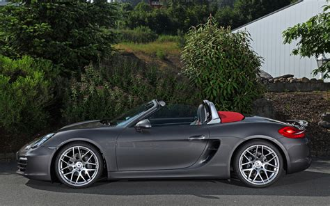 custom porsche boxster schmidt revolution custom boxster based on porsche